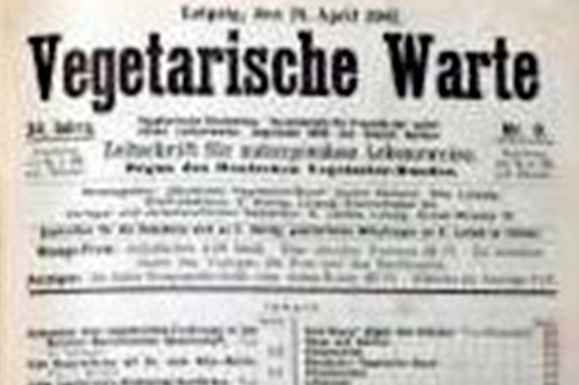 "Revista ""Lebenskunst"" Año 1912"
