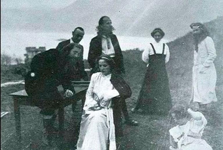 Monte Verità (la Montaña de la Verdad), Ascona, 1907