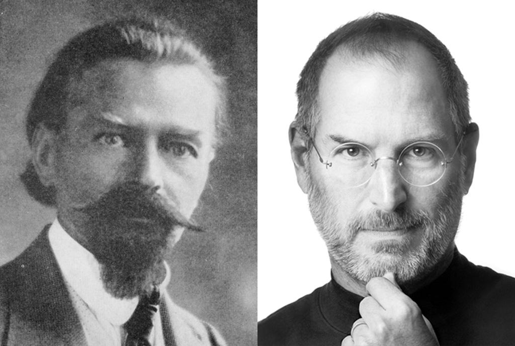 Steve Jobs y la Dieta Amucosa de Arnold Ehret