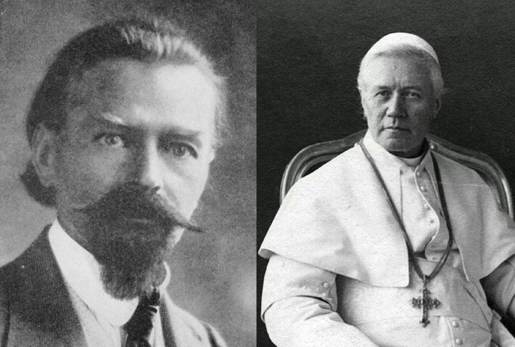 La Carta de Arnold Ehret al Papa Pío X